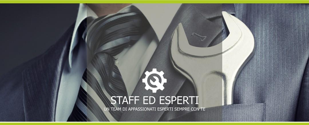 Staff ed Esperti