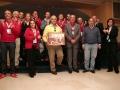 IMG_Lo Staff di Aste e Bilancieri e gli Ospiti Avv. Pietro Piacquadio  Pres. CNMA ed Aldo Agata R
