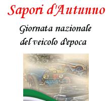 8. Sapori d'Autunno – Giornata Nazionale del Veicolo d'Epoca – 29 Settembre 2019