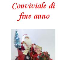9. Conviviale di fine anno – 15 Dicembre 2019