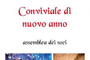1. Conviviale di Nuovo Anno – 06 Gennaio 2020