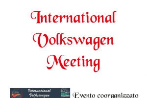 7. International Volkswagen Meeting – 26/28 Giugno 2020