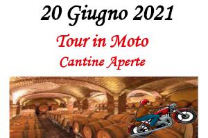 "5. Tour in moto ""Cantine Aperte"" – 20/06/2021"